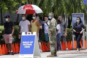 Florida doctor: Infections will rise for weeks to come
