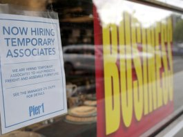 1.8 million jobs added: A sign that hiring has weakened