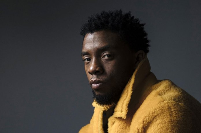 Chadwick Boseman didn't just play icons. He was one.