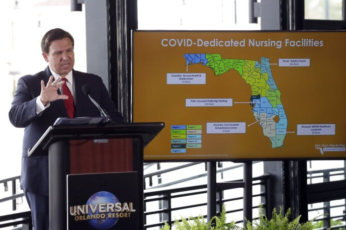 How starving public health fueled a COVID fire in Florida