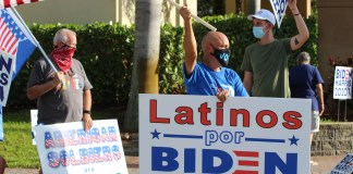 Democracy over racism event in Delray Beach event Delray Beach (18)