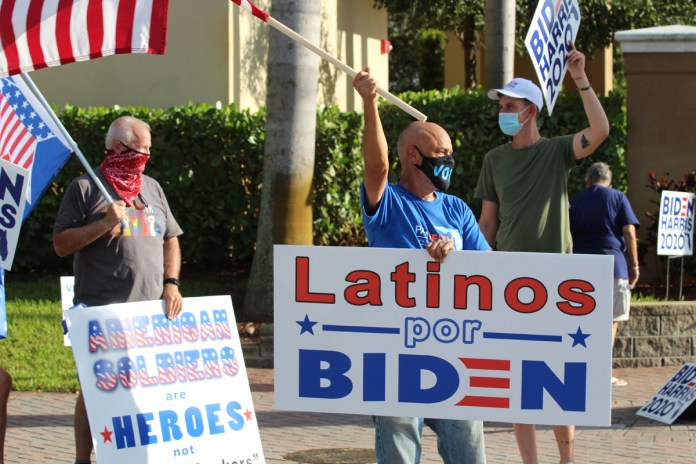 Democracy over racism event in Delray Beach event Delray Beach (18)