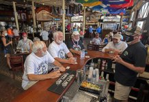 Hemingway's favorite Key West bar reopen from virus shutdown
