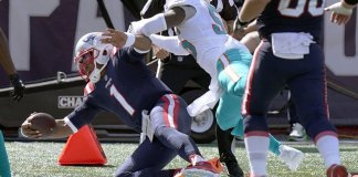 Same old issues on defense doom Dolphins against Patriots