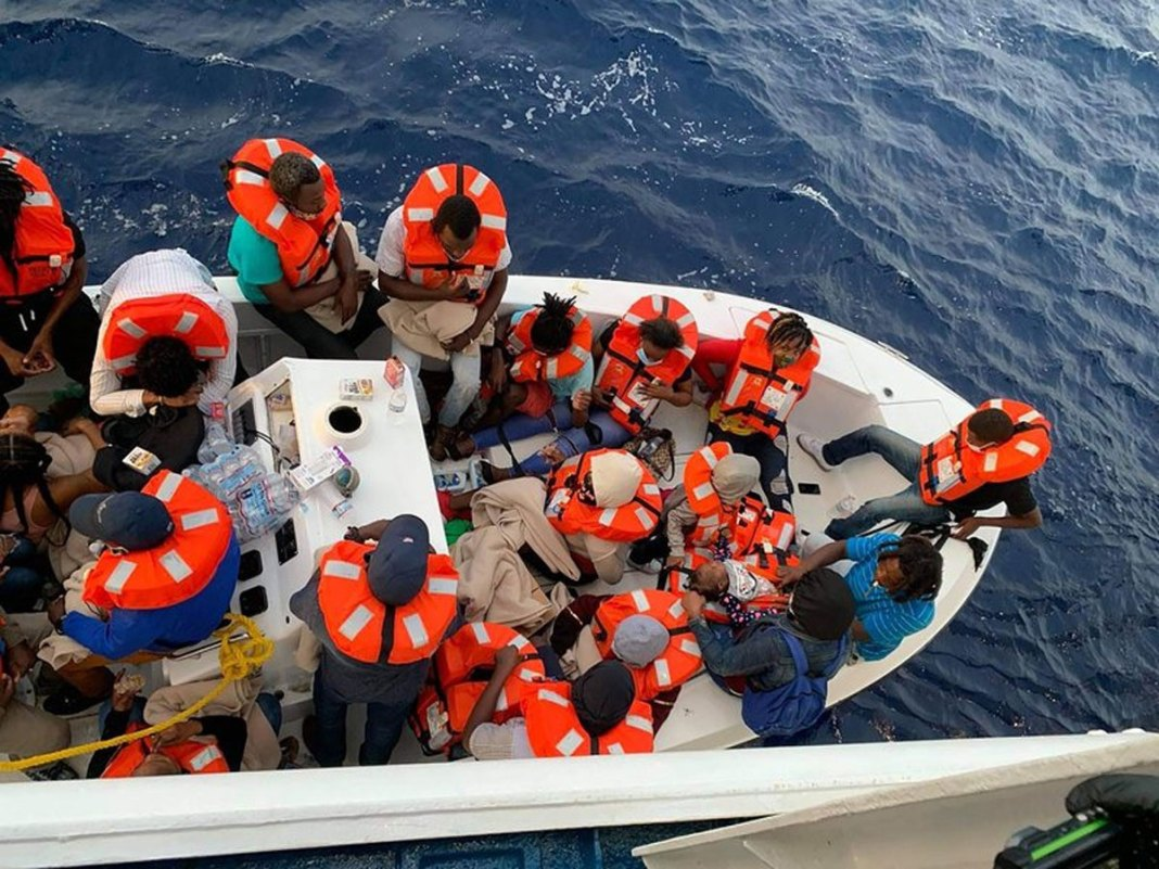 Cruise ship rescues 24 people from boat off Florida coast