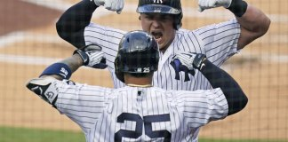 Yankees beat Rays 5-1 to force Game 5