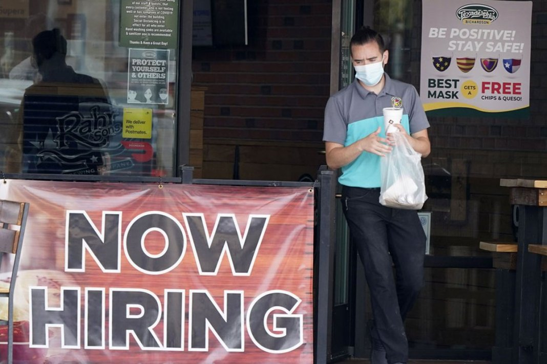 Unemployment drops to 6.9% and US adds a solid 638,000 jobs