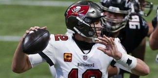 Comeback, Part II: Brady breaks Falcons' hearts again, 31-27