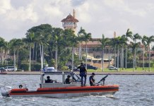 Trump's move to his Florida estate challenged by neighbor