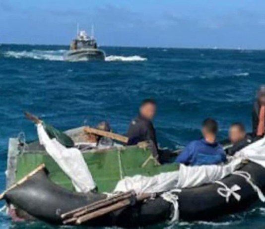 5 Cuban men rescued near Port of Palm Beach coast after 16 days at sea