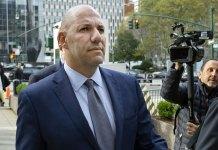 Florida businessman sentenced in Giuliani-related fraud case