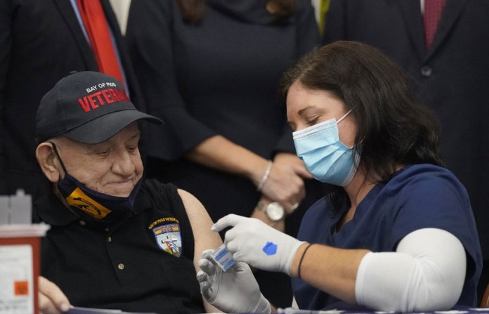 Latinos face barriers like fear, language in getting vaccine