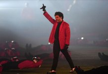 Yawn, is it Monday yet? The Weeknd bores at halftime
