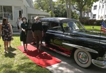 Florida Keys visitors can ride in President Truman limousine