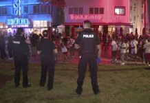 """Police chief says Miami partying """"couldn't go on any longer"""""""