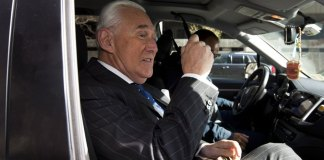 Justice Department sues Roger Stone over $2M in unpaid taxes