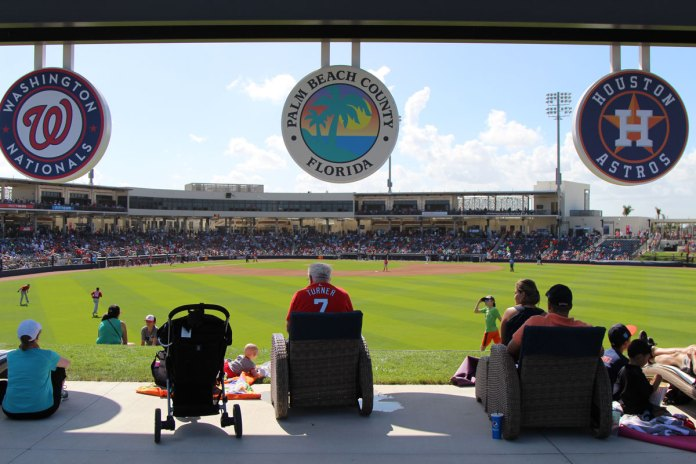 Olympic baseball qualifying in West Palm Beach, St. Lucie