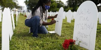 US COVID-19 deaths hit 600,000, equal to yearly cancer toll