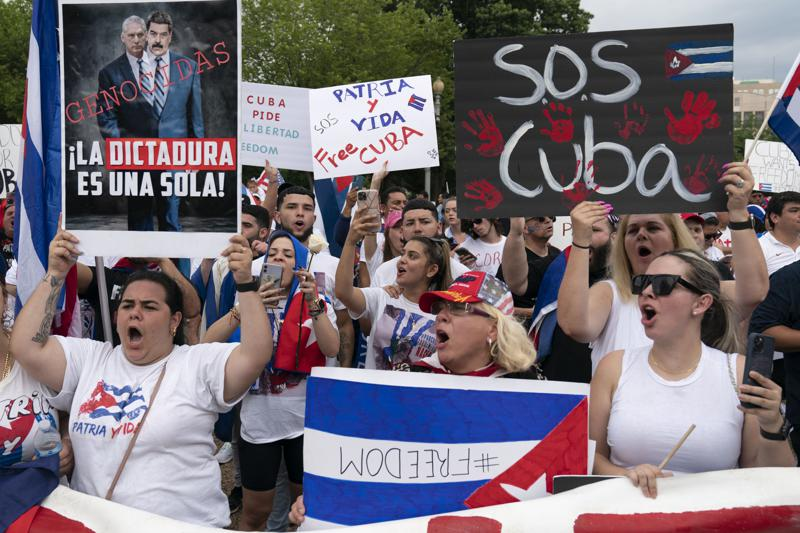 Biden looks to increase staffing of Cuba embassy
