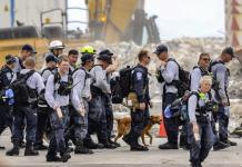 Crews give up hope of finding survivors at collapse site