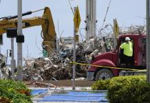 Recovery effort at collapsed Surfside building could end soon
