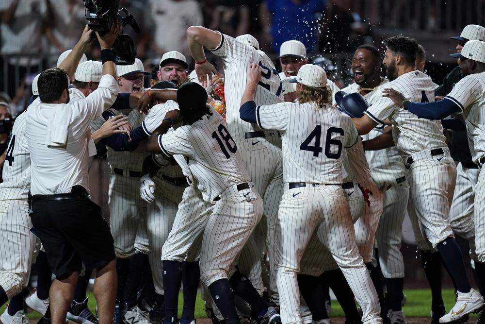 Anderson HR for Chisox, walkoff end in Field of Dreams game