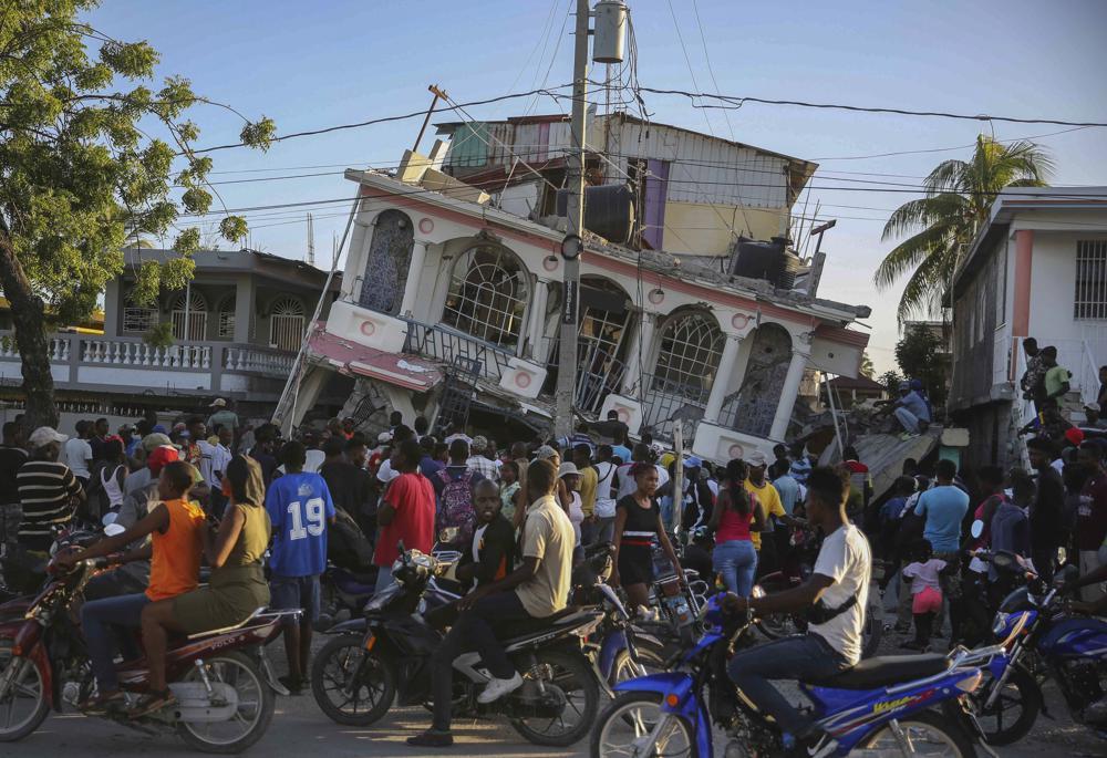 Why Haiti is prone to devastating earthquakes