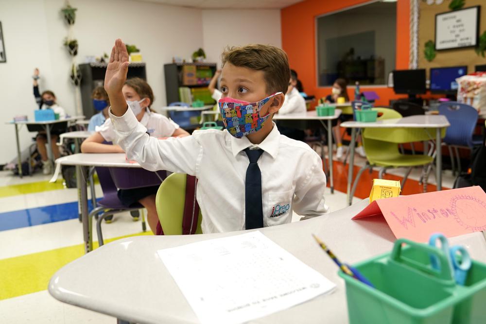 Judge: Florida can't enforce ban on school mask mandates