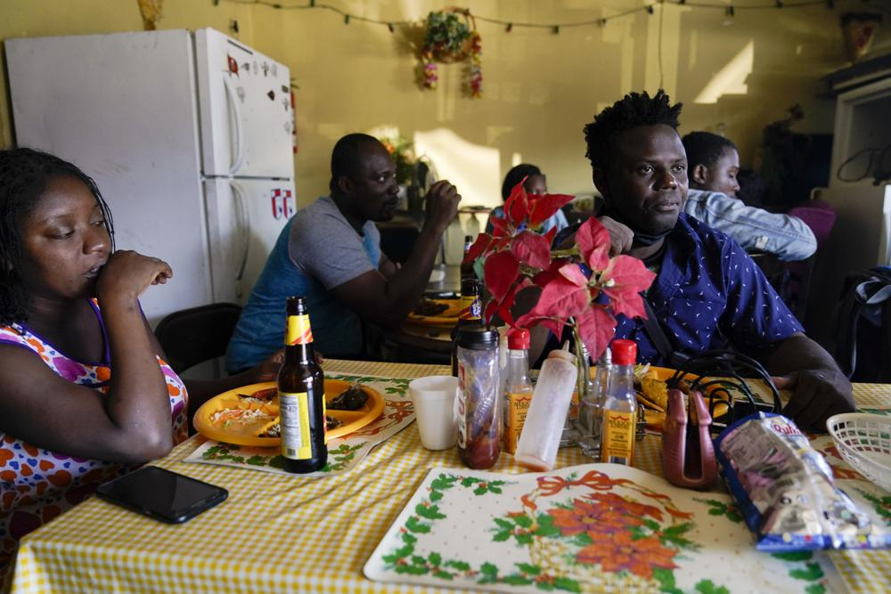 Haitian journey to Texas border starts in South America