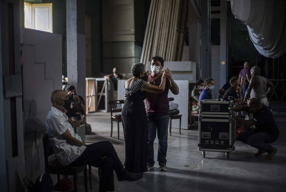 Cuba's danzón genre: '150 years later, it's still alive.′
