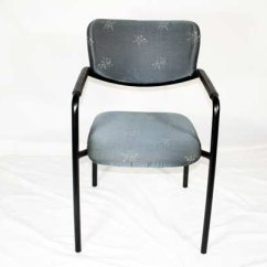 Haworth Zody Chair Chairs For Elderly Affordable Used Blue Guest In Orlando Fabric