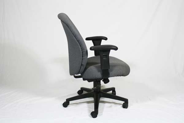 hon desk chair kore wobble cheapest used grey task chairs in orlando tilting