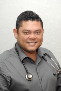 Fausto Carrasquillo, Physician Assistant