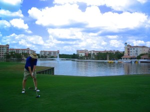 Popular 9 Hole Golf Course at Grande Vista