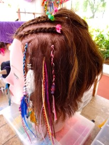 Poolside Wraps and Hair Braiding Offered at Grande Vista Resort