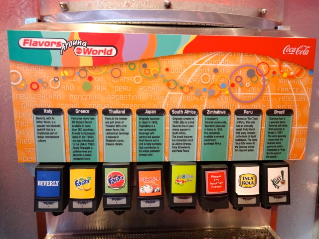 Cola Flavors From Around The World!