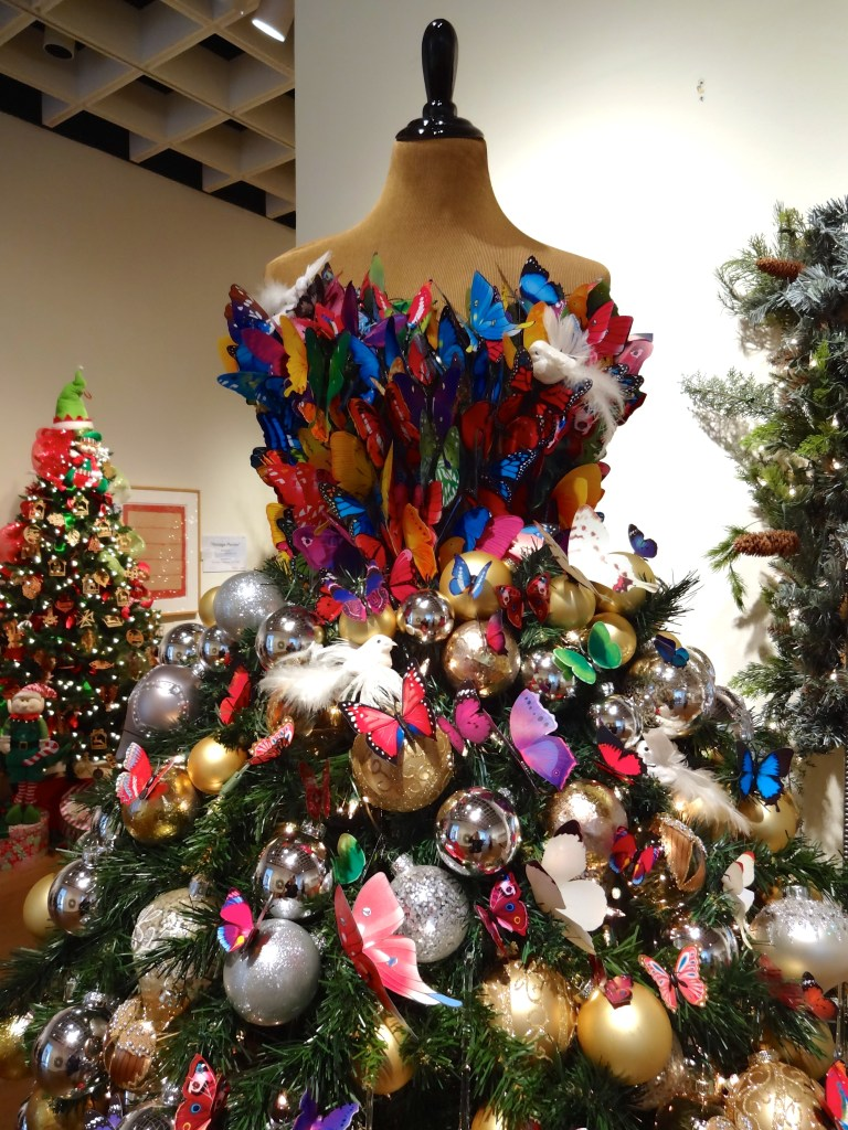 Flights of Fancy Dress Form Mannequin Tree
