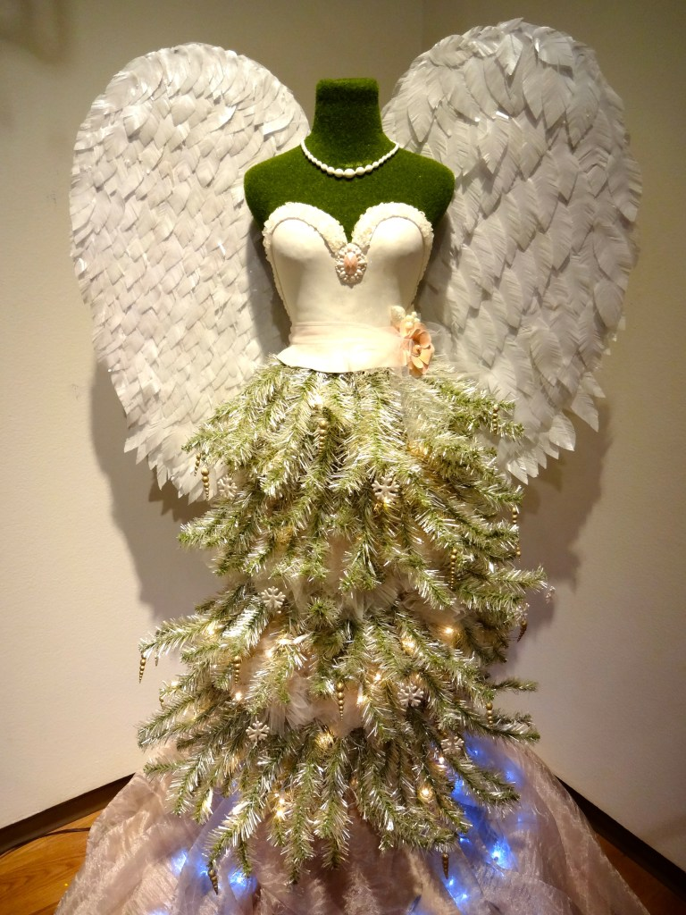 Sugar Angel Mannequin Dress Form Tree
