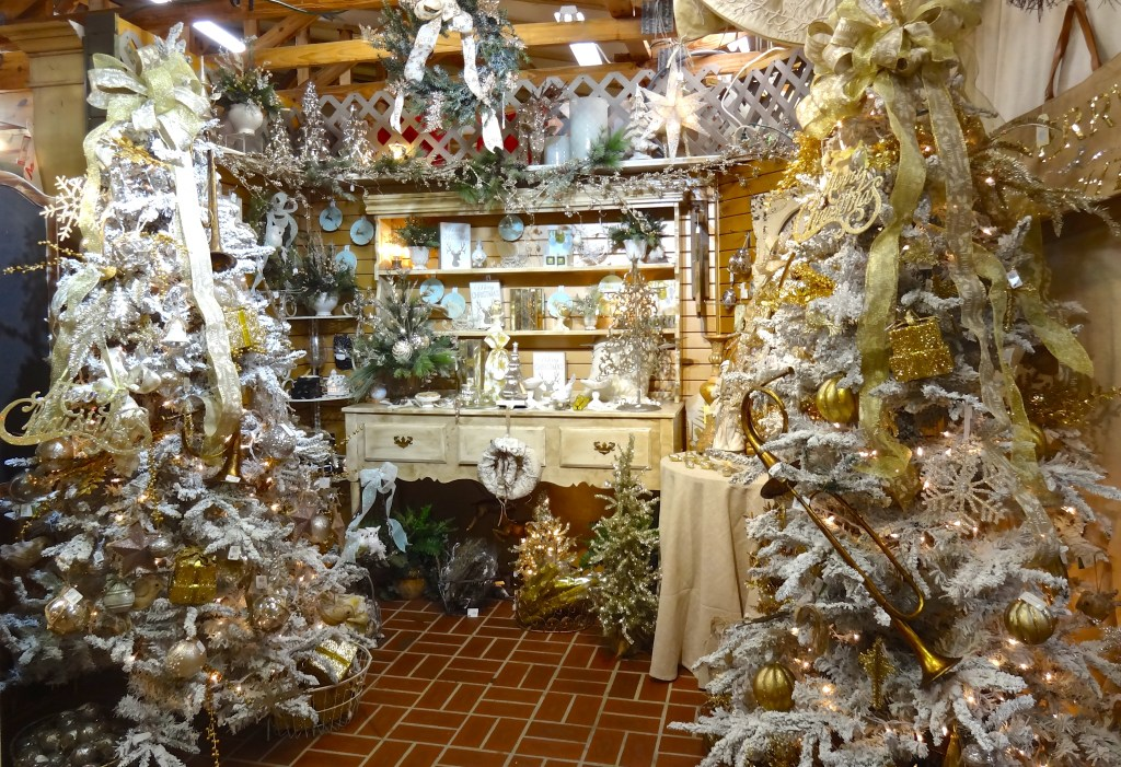 Christmas at The Seasons Gift Shop