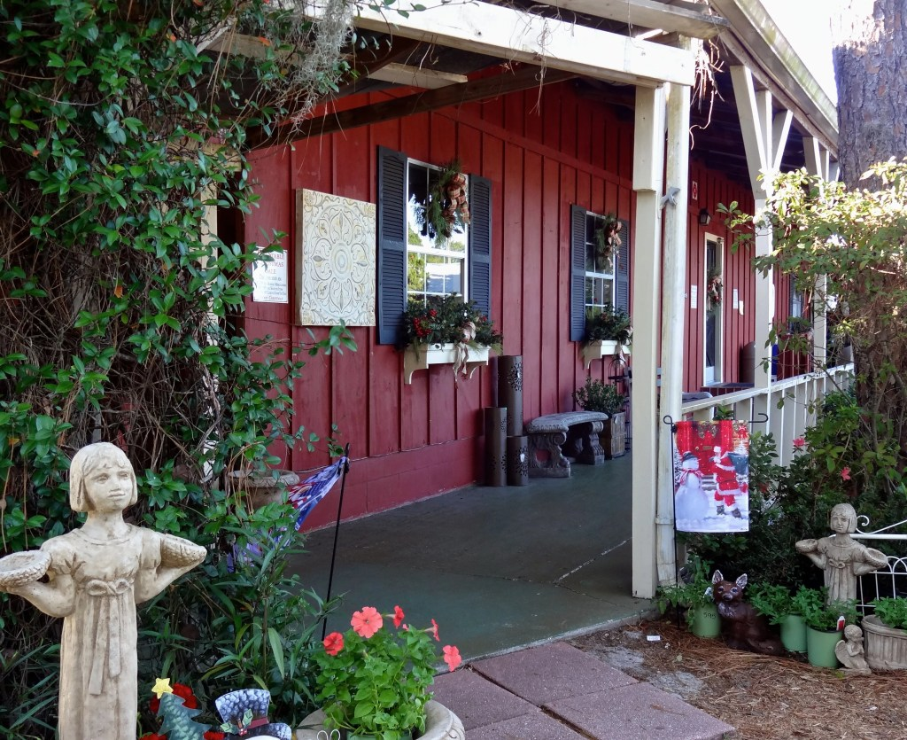 The Back Porch Restaurant