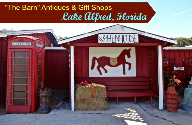 Antiques from Florida and Around the World