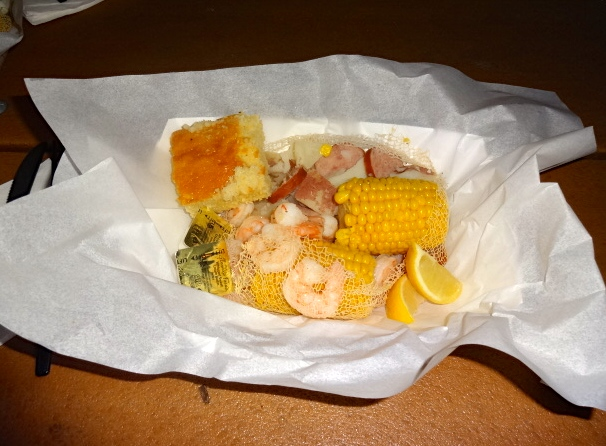 SurfWatch Weekly Lowcountry Boil For $10