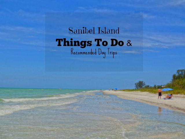 Sensational Sanibel Island Beach