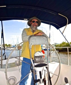 Captain West - Our Professional Sailing Instructor