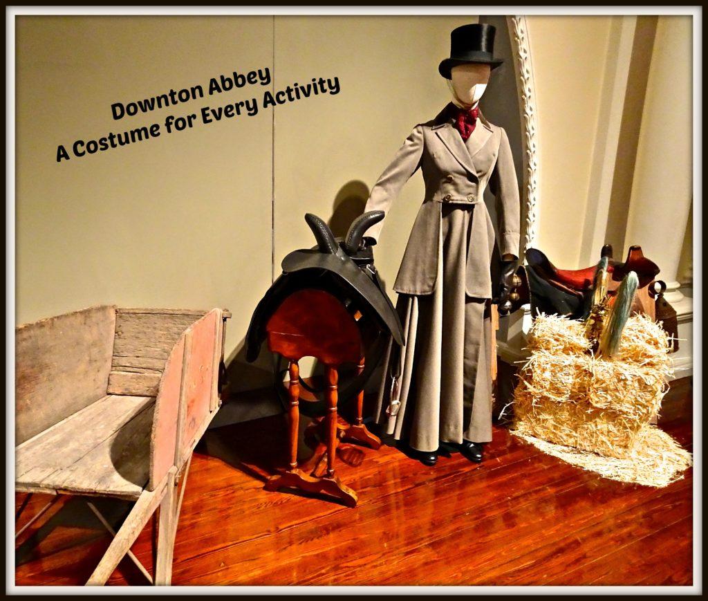 New Downton Abbey Traveling Exhibit