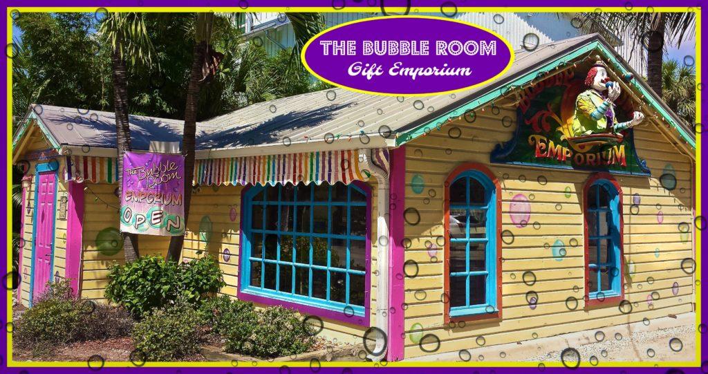 The Bubble Room Gift Emporium on Captiva Island