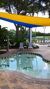 Marriott Cypress Harbour Kiddie Pool