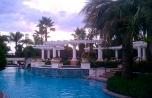 Pool at Marriott Lakeshore Reserve in Orlando