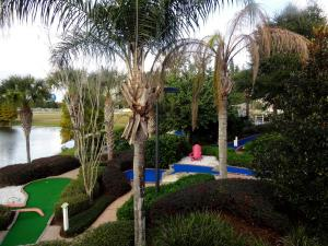 Marriott Harbour Lake Key Lime Greens Miniature Golf