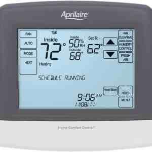 Touchscreen Wi-Fi Automation IAQ Thermostat